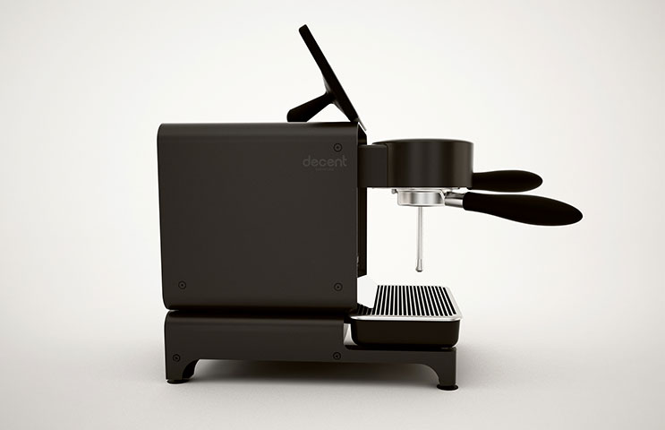 acheter une machine expresso decent espresso. Black Bedroom Furniture Sets. Home Design Ideas